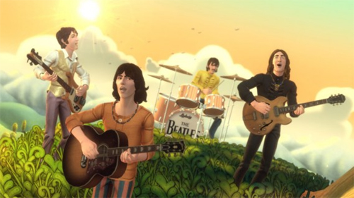 Descargar The Beatles Rock Band Full + Mod + Tutorial (Frets On Fire) Bajar Gratis